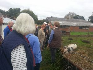 Return to the Lost Estate of Fisherwick